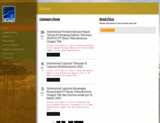 btek.co.id screenshot