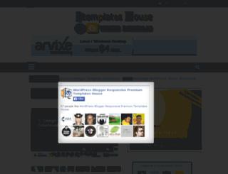btemplatehouse.blogspot.com screenshot
