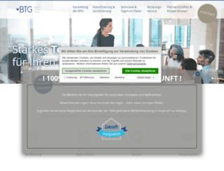 btg-service.de screenshot
