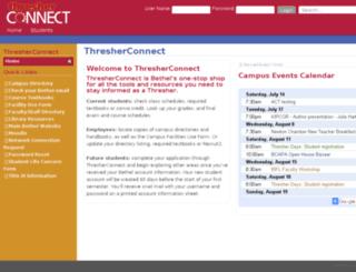 bthl.acck.edu screenshot