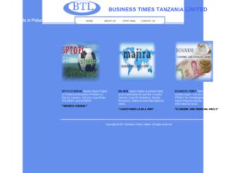 btl.co.tz screenshot