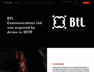 btlc.co.uk screenshot