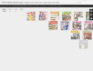 btnoemi.blogspot.com screenshot