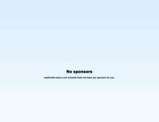 btob-maroc.com screenshot