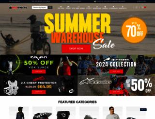 btosports.com screenshot