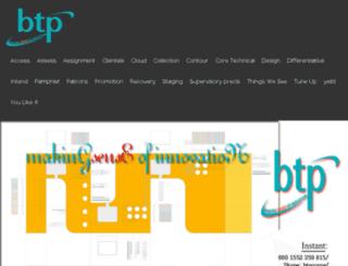 btpcorps.com screenshot