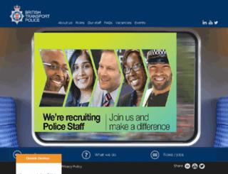 btprecruitment.com screenshot
