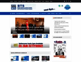 bts.org.tr screenshot