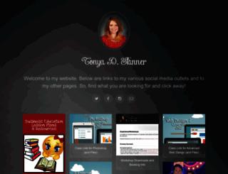 btskinner.com screenshot