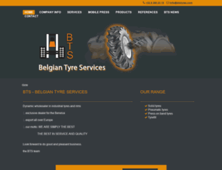 btstyres.com screenshot