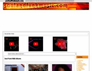 bttos.soulandfunkmusic.com screenshot