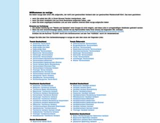btv-austria.liga.nu screenshot