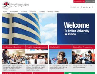 bu-y.org.uk screenshot
