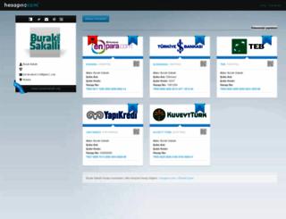 bu.hesapno.com screenshot