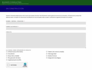 buanzo.com.ar screenshot