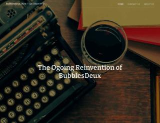 bubblesdeux.com screenshot