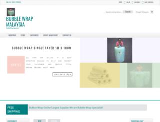 bubblewrap.com.my screenshot