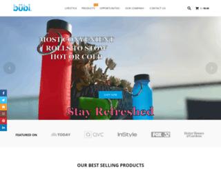 bubibottle.com screenshot