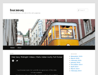 bucasuq.wordpress.com screenshot