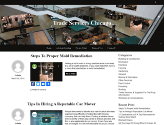 bucc-chicago.org screenshot