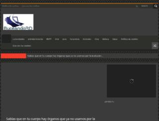 buceandord.com screenshot