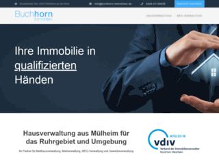 buchhorn-gmbh.de screenshot