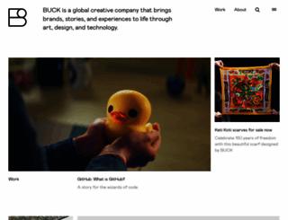 buck.tv screenshot