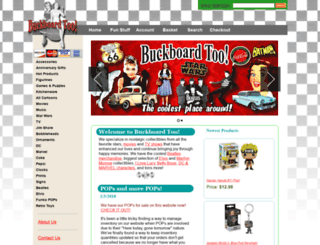 buckboardtoo.com screenshot