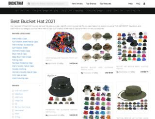 buckethat.org screenshot