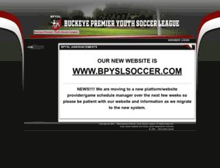 buckeyepremierweb.com screenshot