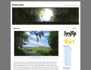 buckham.org screenshot