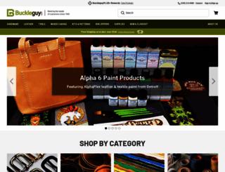 buckleguy.com screenshot