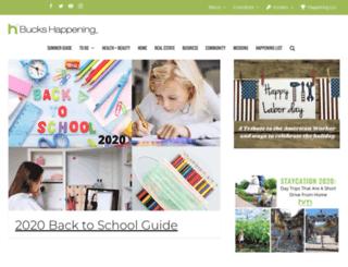 buckshappening.com screenshot
