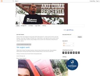 budakkampung39.blogspot.co.uk screenshot