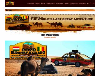 budapestbamako.org screenshot