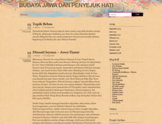 budayajawa.wordpress.com screenshot