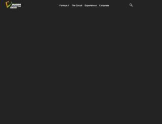 buddhinternationalcircuit.in screenshot