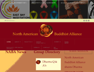 buddhistsforracialjustice.org screenshot