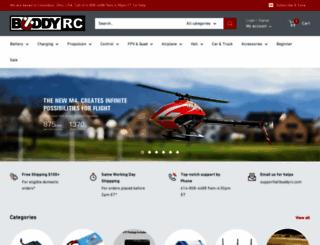 buddyrc.com screenshot