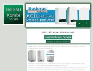 buderusservisihalkali.com screenshot