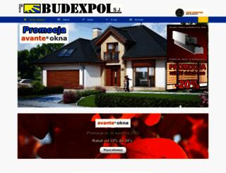 budexpol.siedlce.pl screenshot