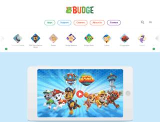 budgestudios.ca screenshot