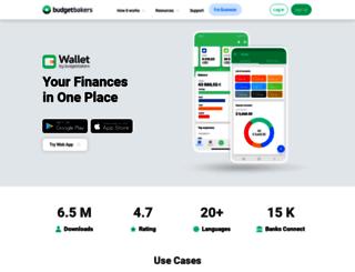 budgetbakers.com screenshot
