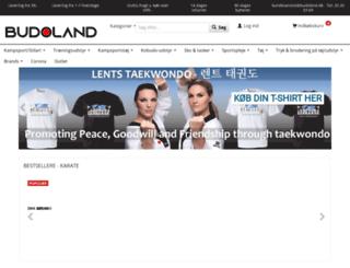 budoland.dk screenshot