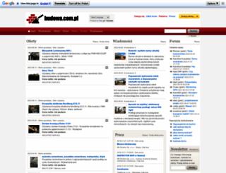 budowa.com.pl screenshot