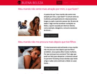 buenabeleza.com.br screenshot