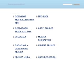 buenamusicagratis.net screenshot