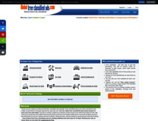 buenaparkca.global-free-classified-ads.com screenshot