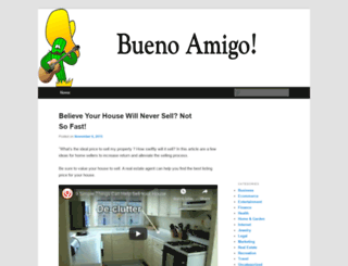 buenoamigo.com screenshot