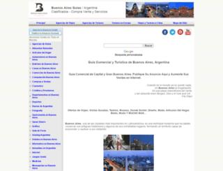 buenosairesguias.com.ar screenshot